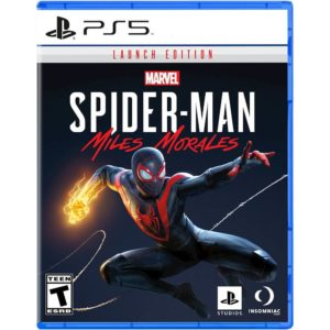 Marvel Spider-Man: Miles Morales Standard Launch Edition (PlayStation 5)