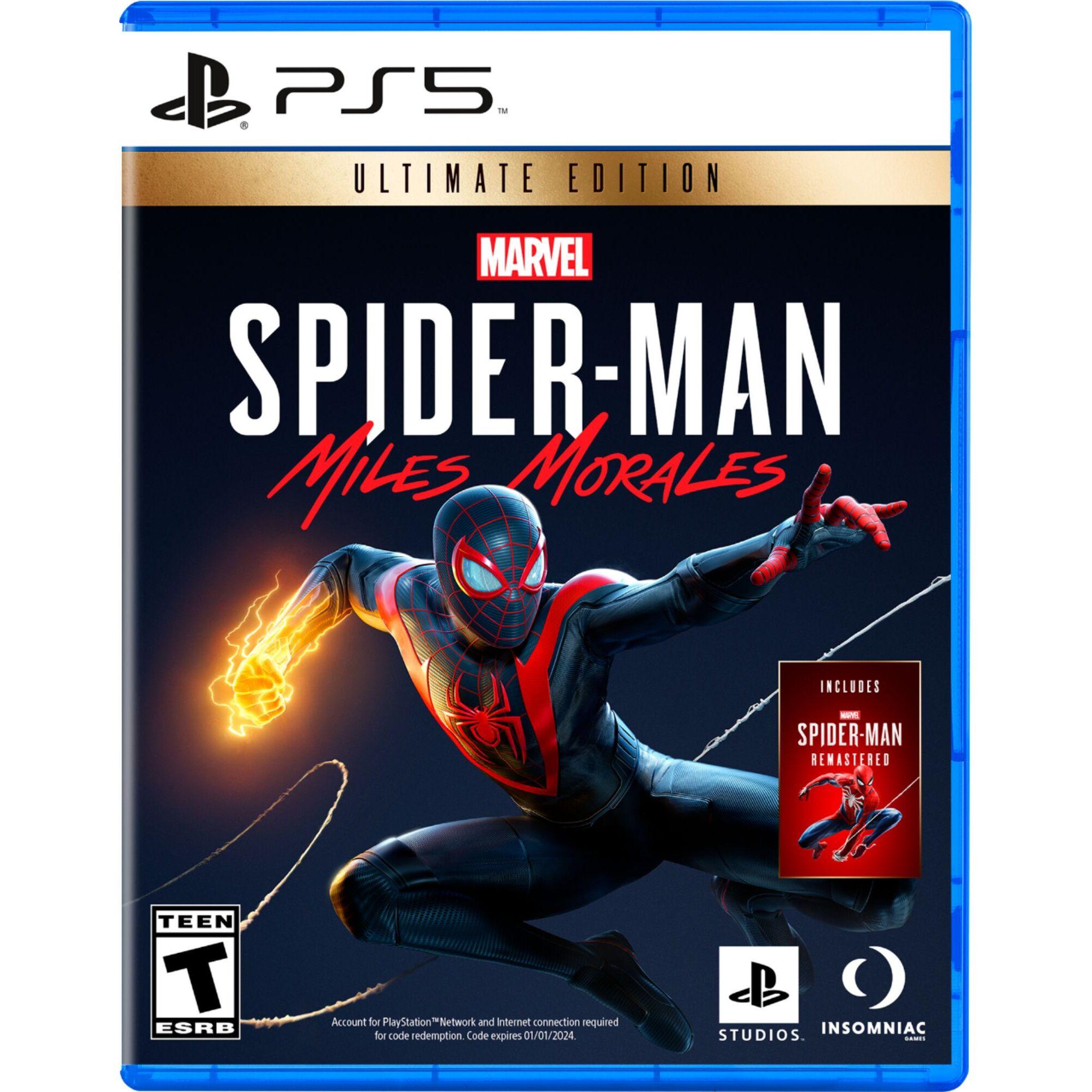 Spiderman Miles Morales Ultimate (1)