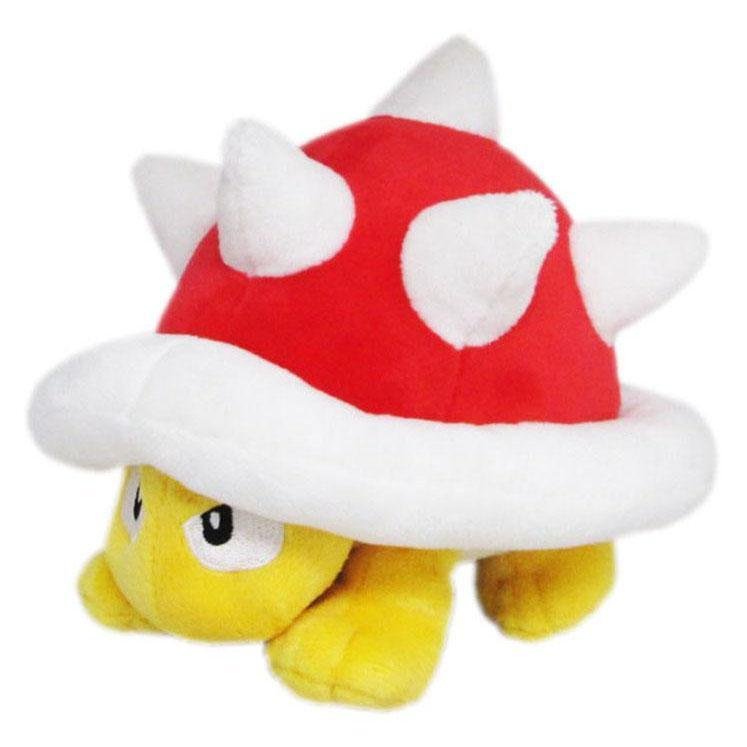 Spiny Official Super Mario All Star Collection Plush (1)