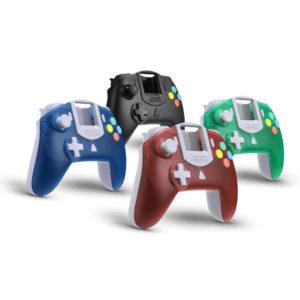 Retro Fighters StrikerDC Dreamcast Controller 4-Color Bundle