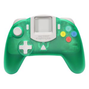 Retro Fighters StrikerDC Dreamcast Controller (Green)