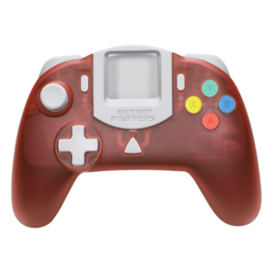 Retro Fighters StrikerDC Dreamcast Controller (Red)