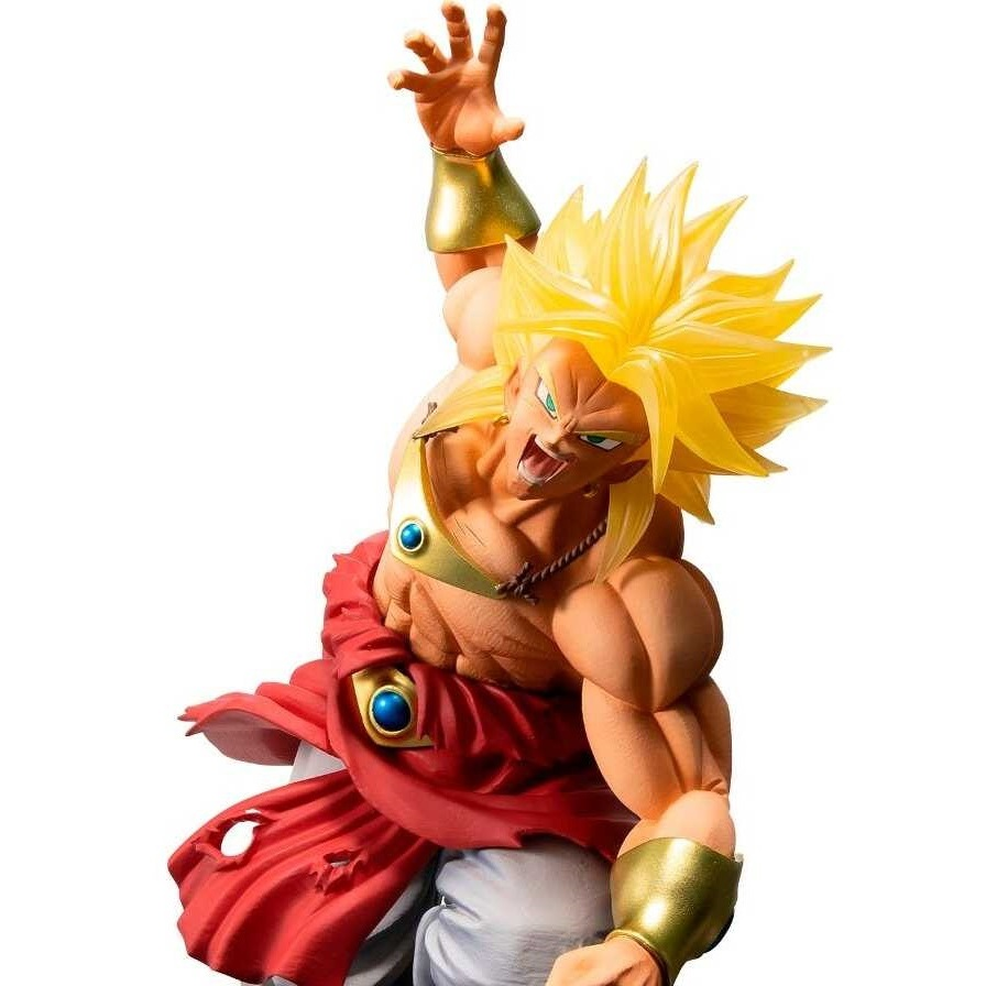 Super Saiyan Broly 94′ (Second Coming) Bandai Ichibansho Figure (Main)
