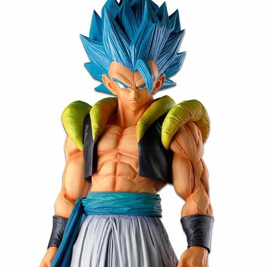 Super Saiyan God Super Saiyan Gogeta -The Brush I- Master Stars Piece Figure (1)