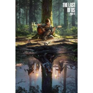The Last of Us Part II Reflection Poster