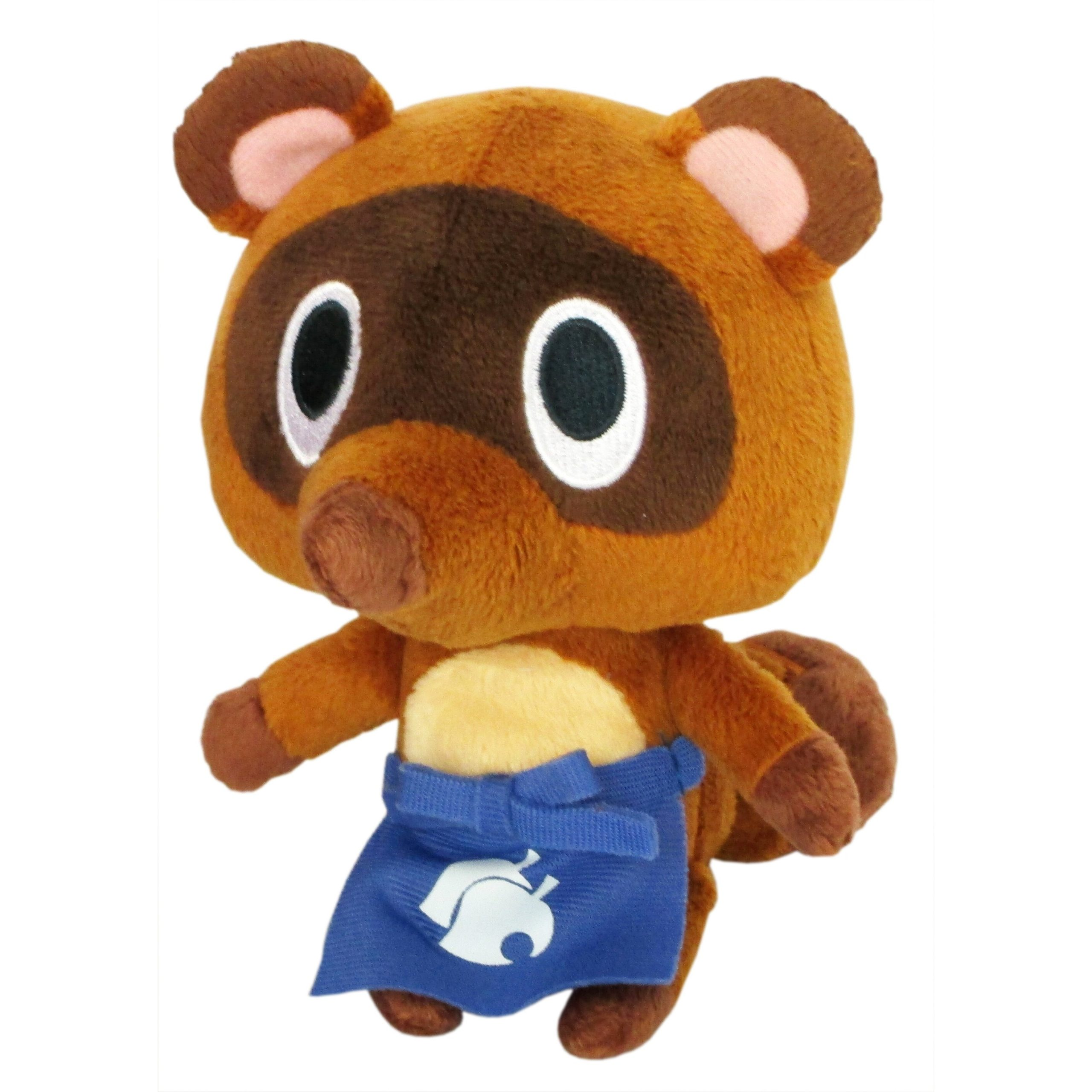 Tommy Apron T&T Mart Official Animal Crossing Plush (1)