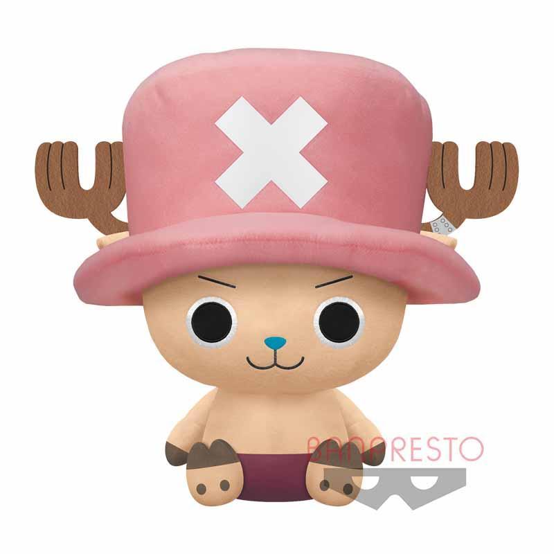 Tony Tony Chopper Big One Piece Banpresto Plush 82248