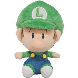 Baby Luigi Official Super Mario All Star Collection Plush