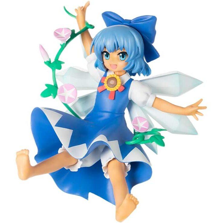 Cirno (Tanned) Project Sega PM Figure (1)