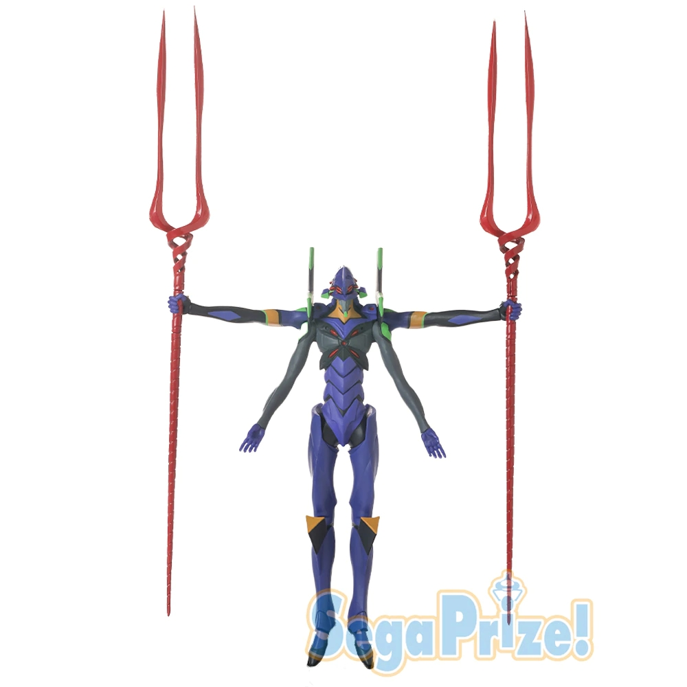 Evangelion EVA Unit-13 Sega PM Figure (1)