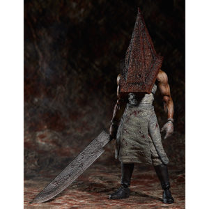 Figma Red Pyramid Thing Figure