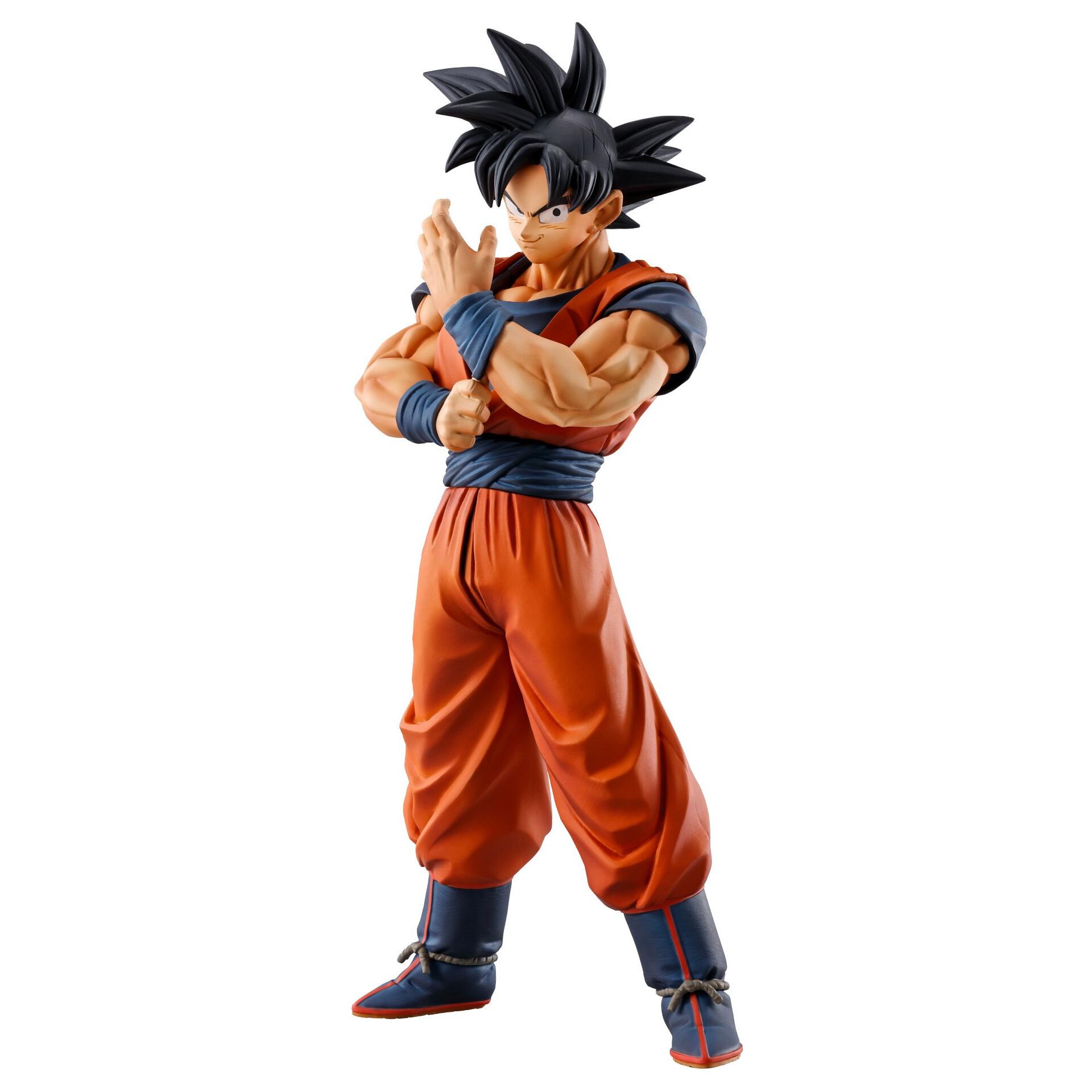 Goku (Strong Chains!!) Bandai Ichibansho Masterlise Figure (1)