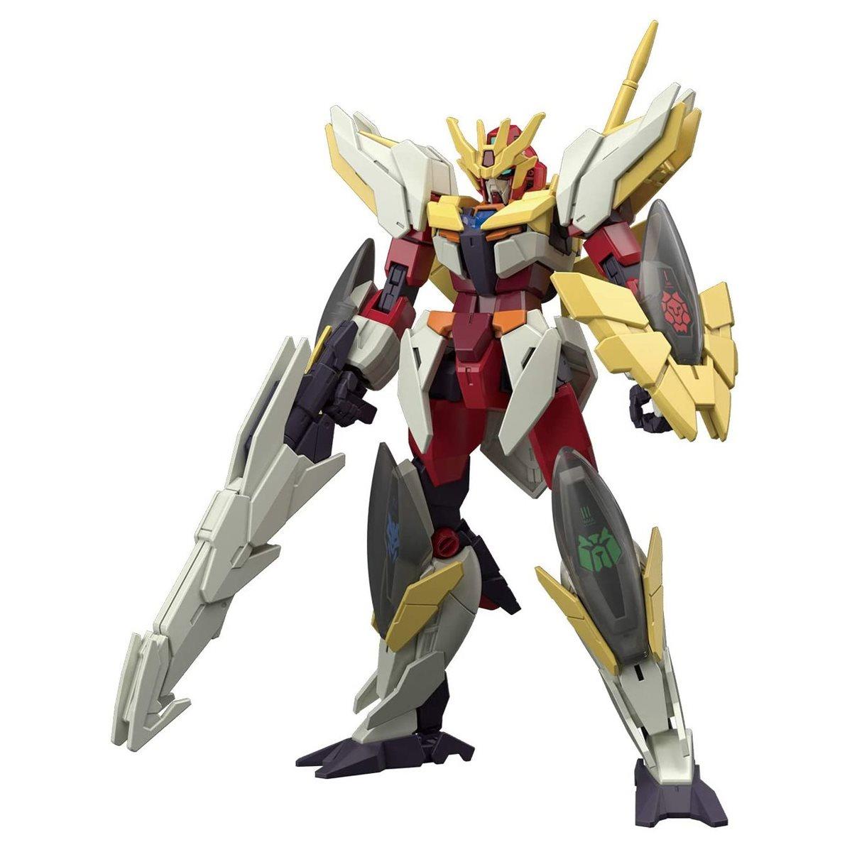Gundam Anima[RIZE] Gundam Build Divers RERise #34 HGBD 1144 Scale Model Kit (Main)