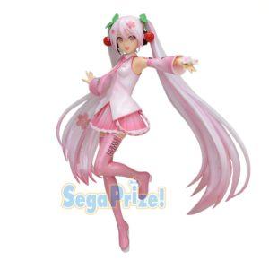 Hatsune Miku Sakura Miku Sega SPM Figure