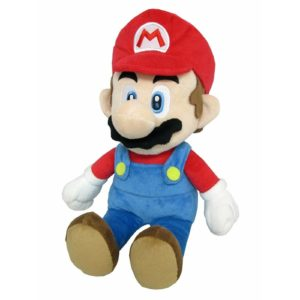 Mario LARGE Official Super Mario All Star Collection Plush