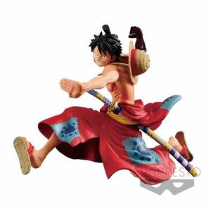 Monkey D. Luffy One Piece Battle Record Collection Figure