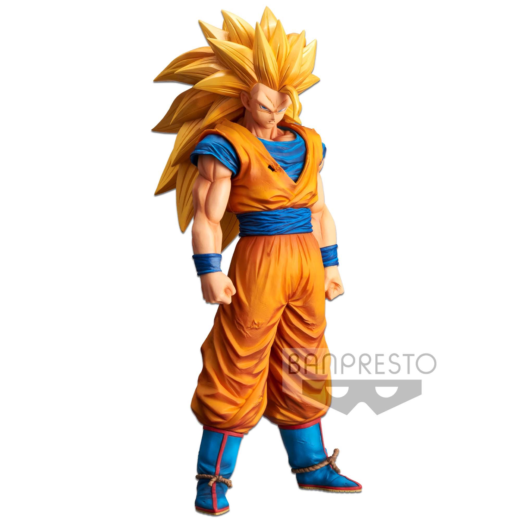 Super Saiyan 3 Son Goku Grandista Nero Figure (1)