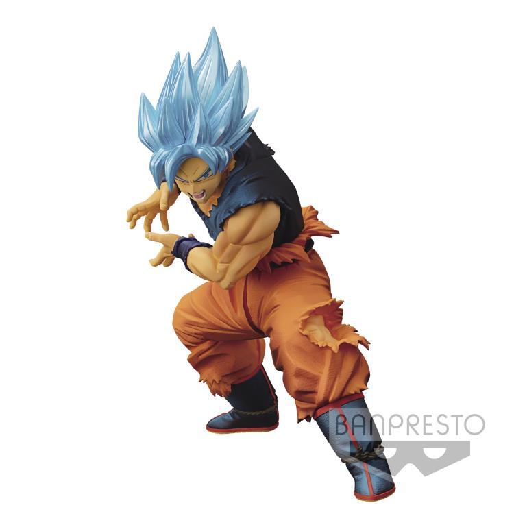 Super Saiyan God Super Saiyan Goku Maximatic Vol. 2 Figure (3)