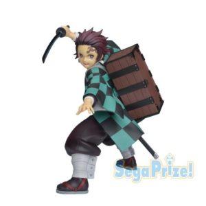 Tanjiro Kamado Demon Slayer Sega SPM Figure