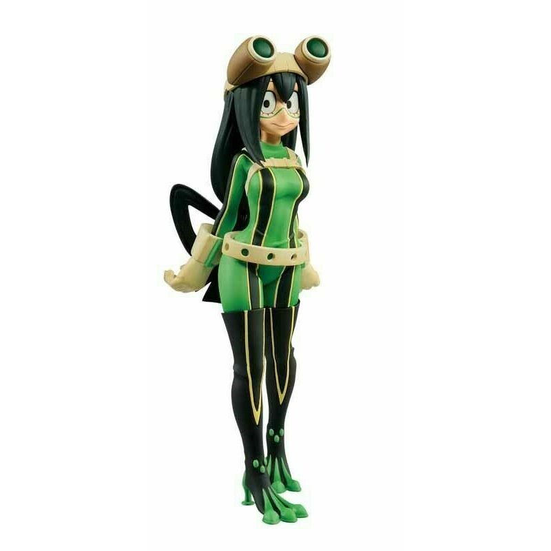 Tsuyu Asui (Froppy) Age of Heroes Figure (1)