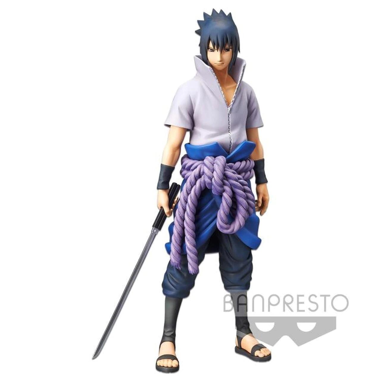 Uchiha Sasuke Grandista Nero Figure (1)
