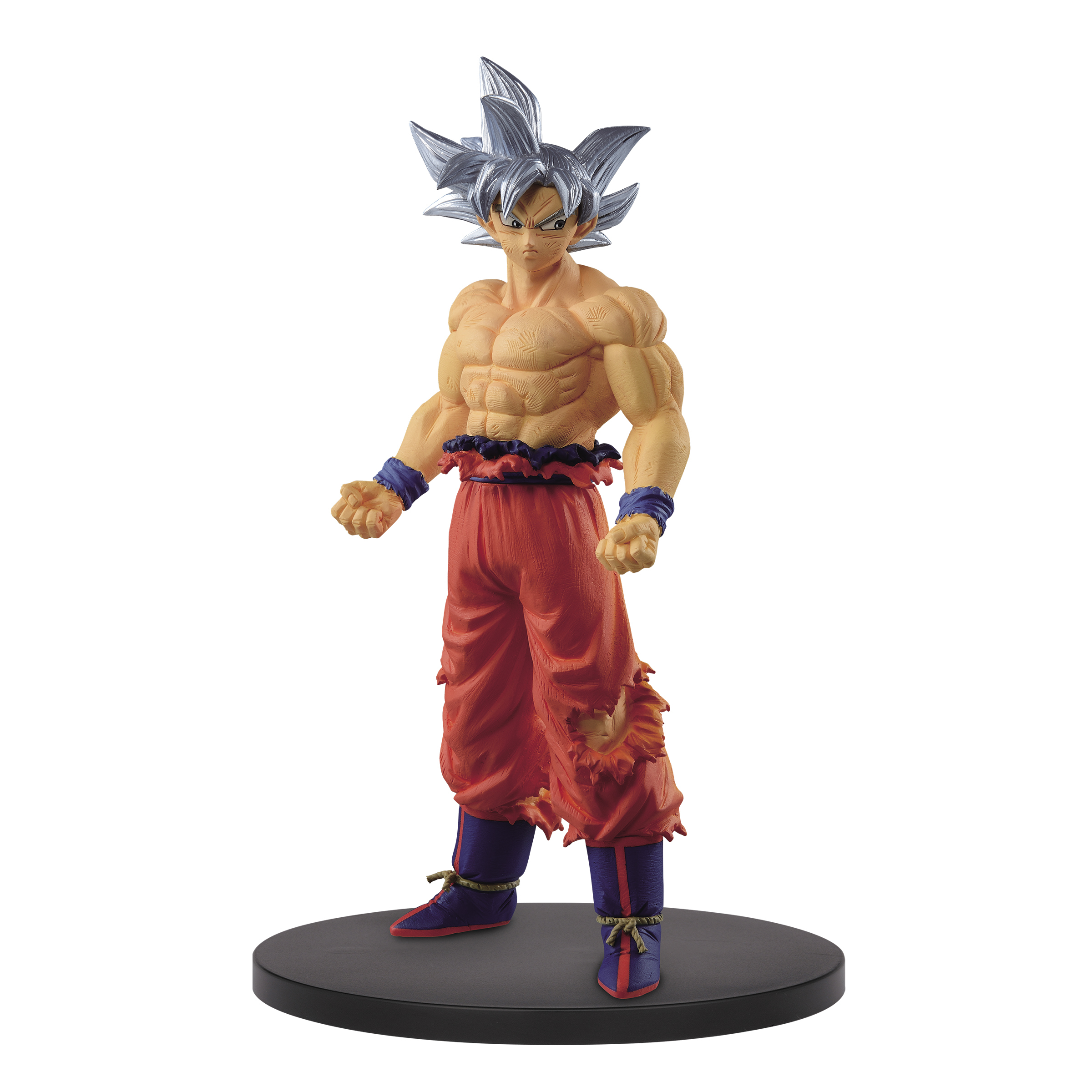 Ultra Instinct Goku Creator x Creator Ver. B Figure (1)