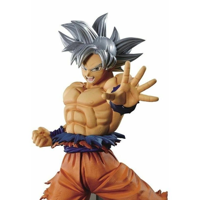 Ultra Instinct Son Goku Dragon Ball Super Chosenshiretsuden II Vol. 1 Figure (1)