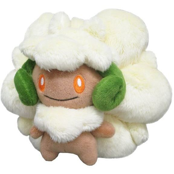 Whimsicott Pokemon All Star Collection Plush (1)