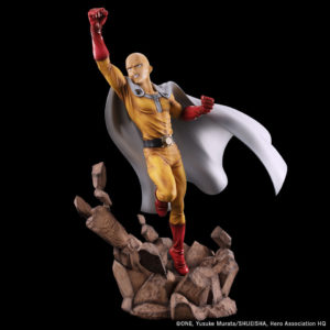 One-Punch Man Saitama 1/7 Scale Figure