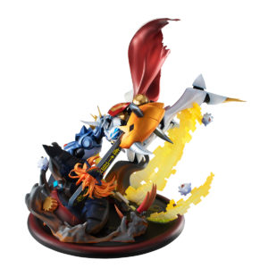 Omegamon vs Diaboromon Vs Series Digimon Adventure Children's War Game! Non-Scale Figure