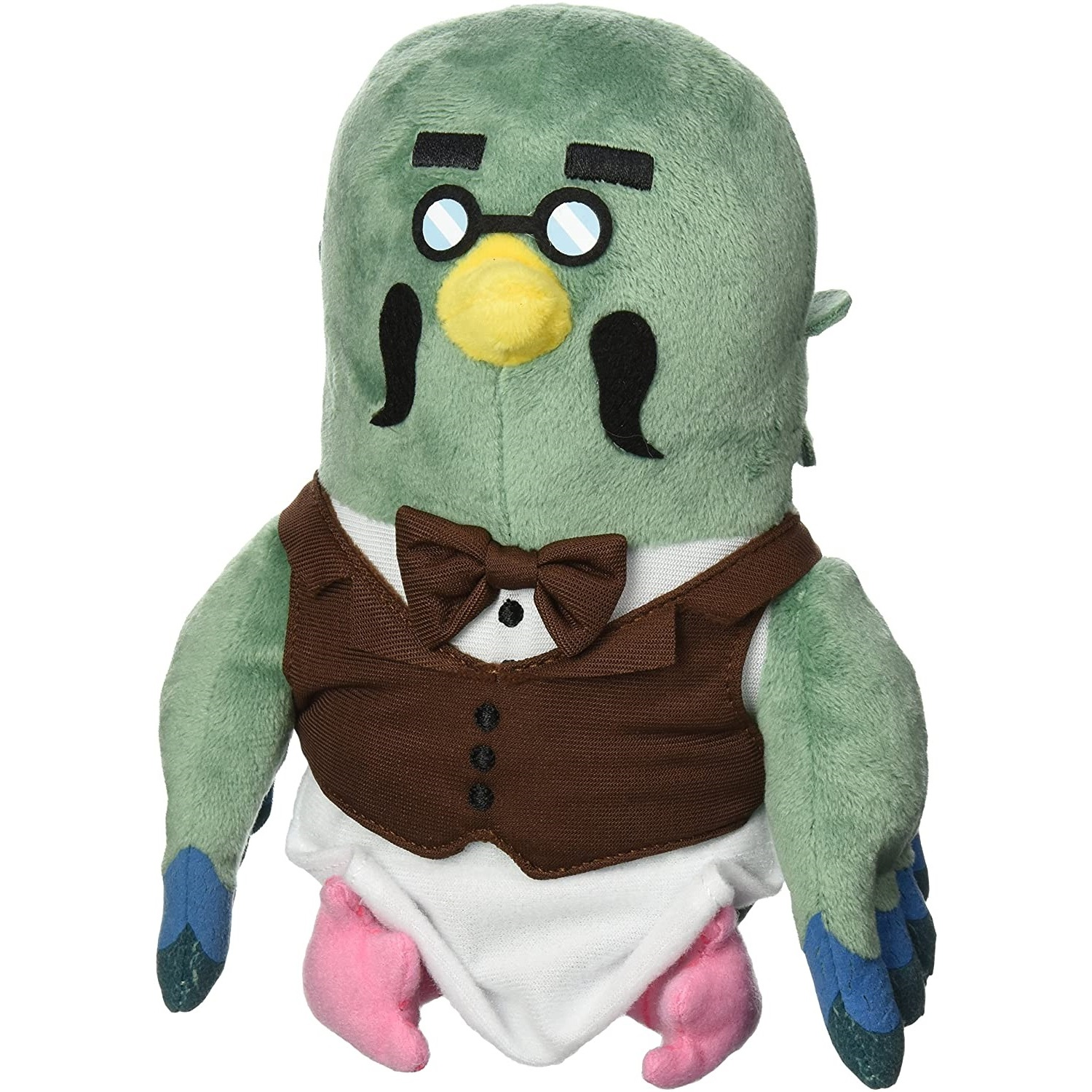 Brewster Official Animal Crossing Plush (1)