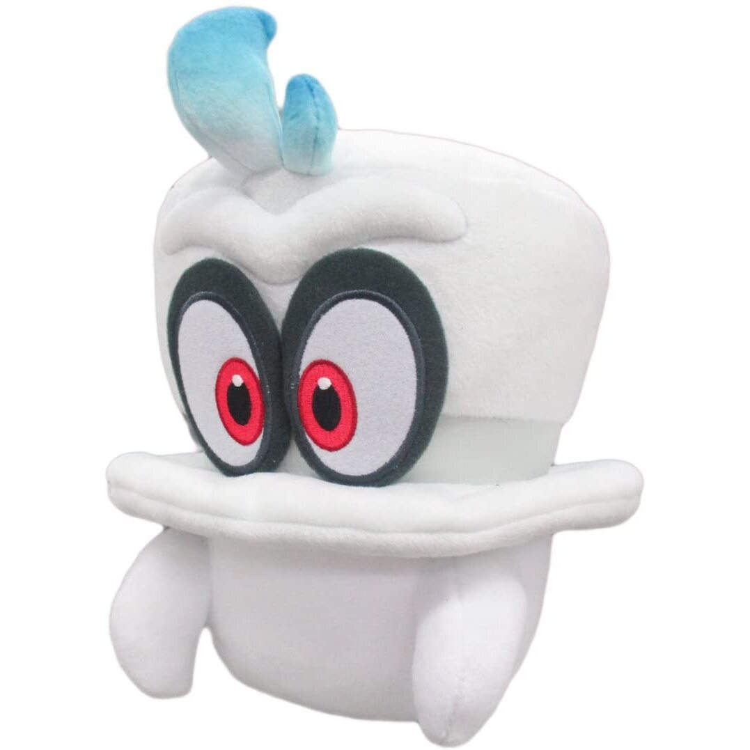 Cappy (Normal Form) Official Super Mario Odyssey Plush (1)