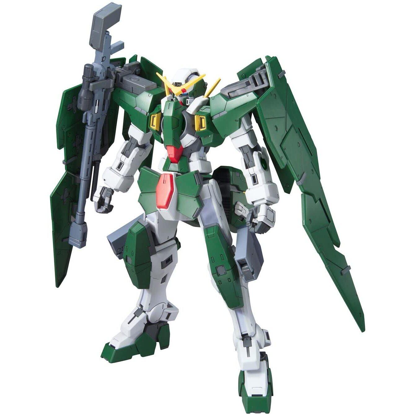 GN-002 Gundam Dynames Gundam 00 MG 1100 Scale Model Kit (1)