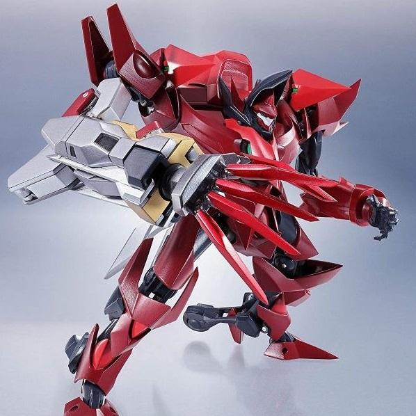 Guren (Type Special) Code Geass Robot Spirits Figure (1)
