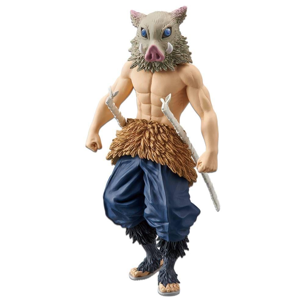 Inosuke Hashibira Demon Slayer Kimetsu no Yaiba Vol. 4 Figure (1)