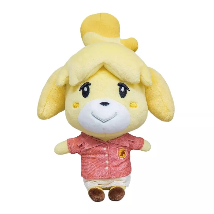 Isabelle (New Horizons) Official Animal Crossing Plush (1)