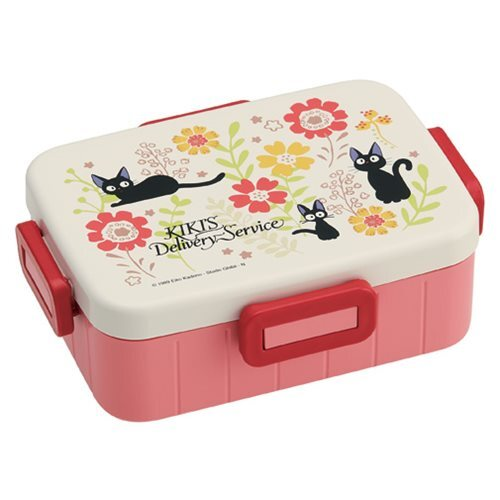 Jiji and Flowers Kiki's Delivery Service Bento Box with Divider (1)