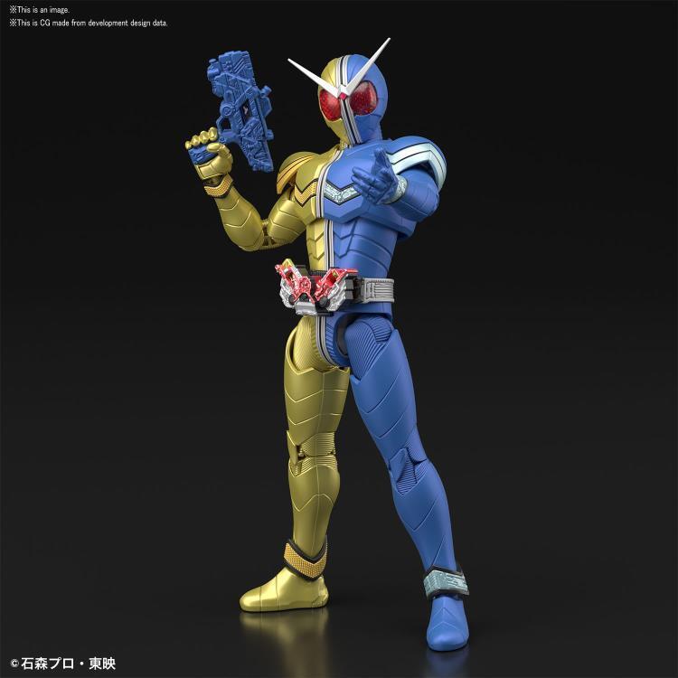 Kamen Rider W (Double) Luna Trigger Figure-rise Standard Model Kit (1)