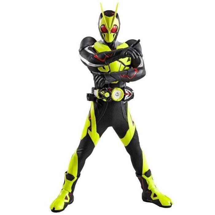 Kamen Rider Zero-One Rising Hopper (No. 01 feat. Legend Rider) SOFVICS Bandai Ichiban Figure (1)