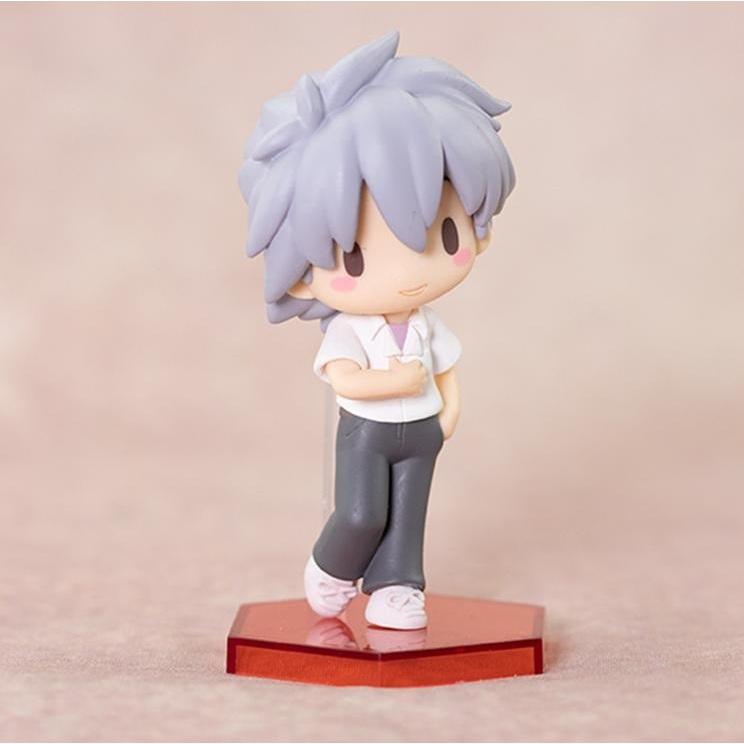 Kaworu Nagisa Uniform Ver. MDF Vol. 1 Sega Prize Figure (2)