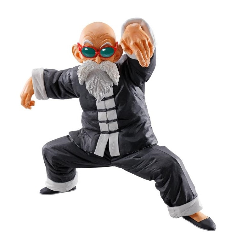 Master Roshi (Strong Chains!!) Bandai Ichibansho Masterlise Figure (1)