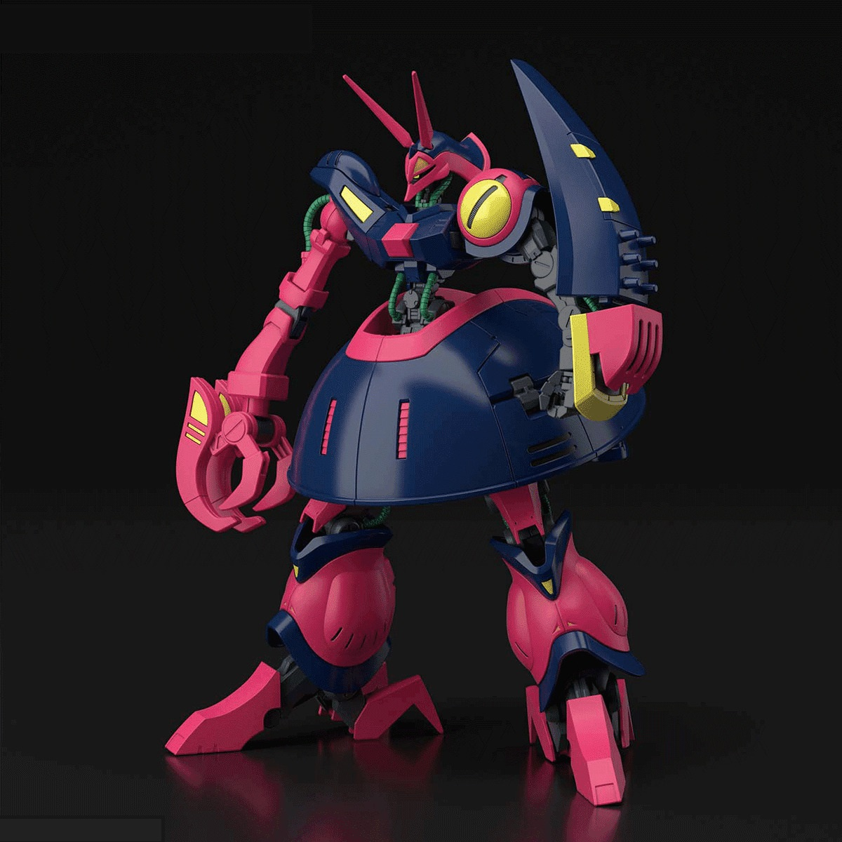 NRX-055 Baund Doc Zeta Gundam #236 HGUC 1144 Scale Model Kit (1)