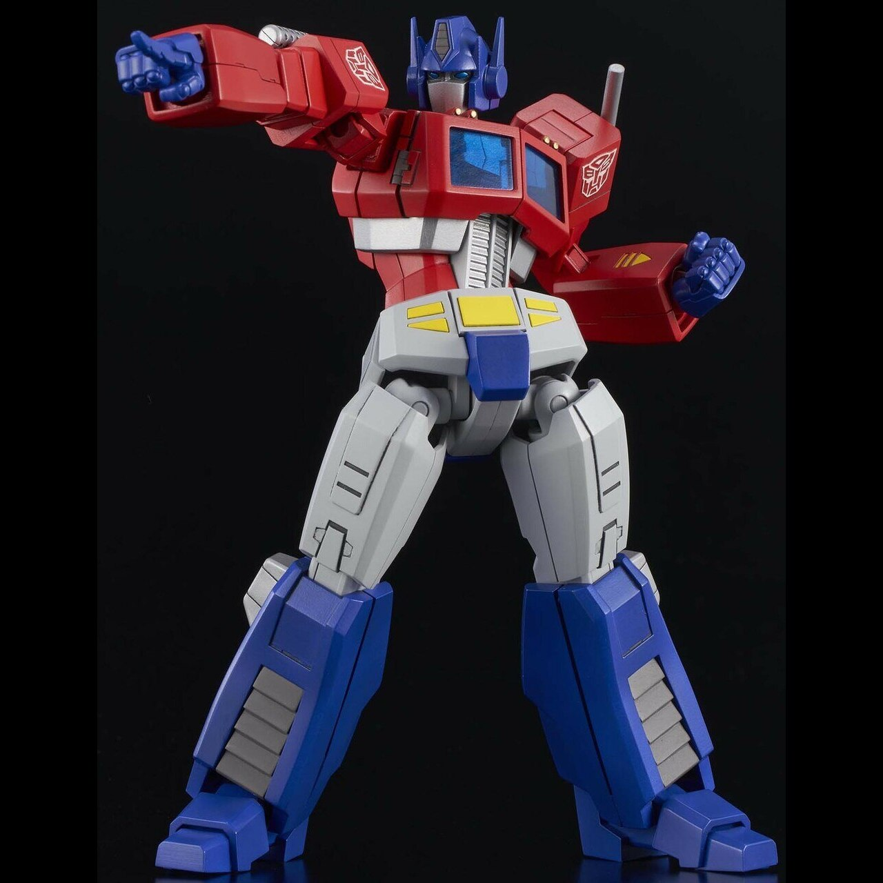 Optimus Prime (G1 Ver.) Furai Model Kit (1)