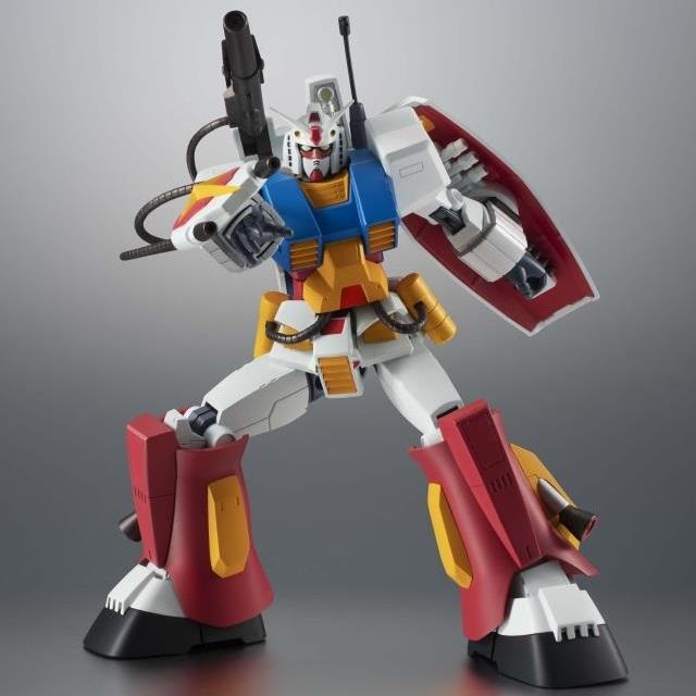 PF-78-1 Perfect Gundam (Ver. A.N.I.M.E.) Robot Spirits Figure (1)