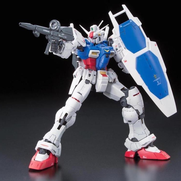 RX-78GP01 Gundam Zephyranthes Mobile Suit Gundam 0083 Stardust Memory (OVA) #12 RG 1144 Scale Model Kit (1)