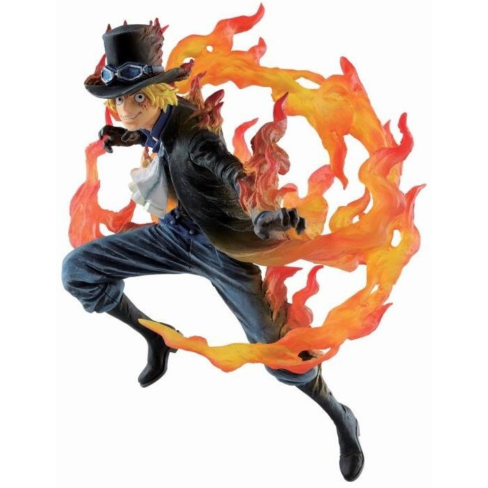 Sabo (Professionals) Bandai Ichibansho Figure (1)