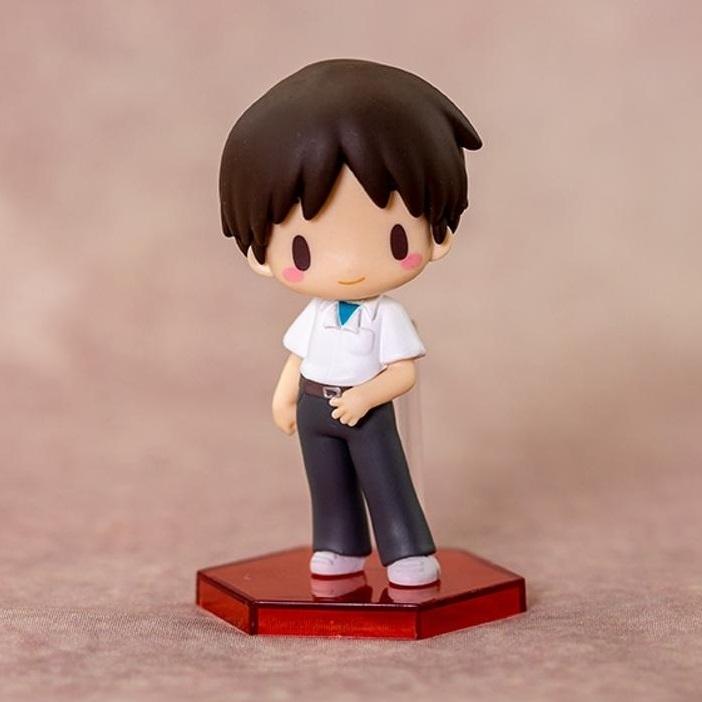 Shinji Ikari Uniform Ver. MDF Vol. 1 Sega Prize Figure (1)