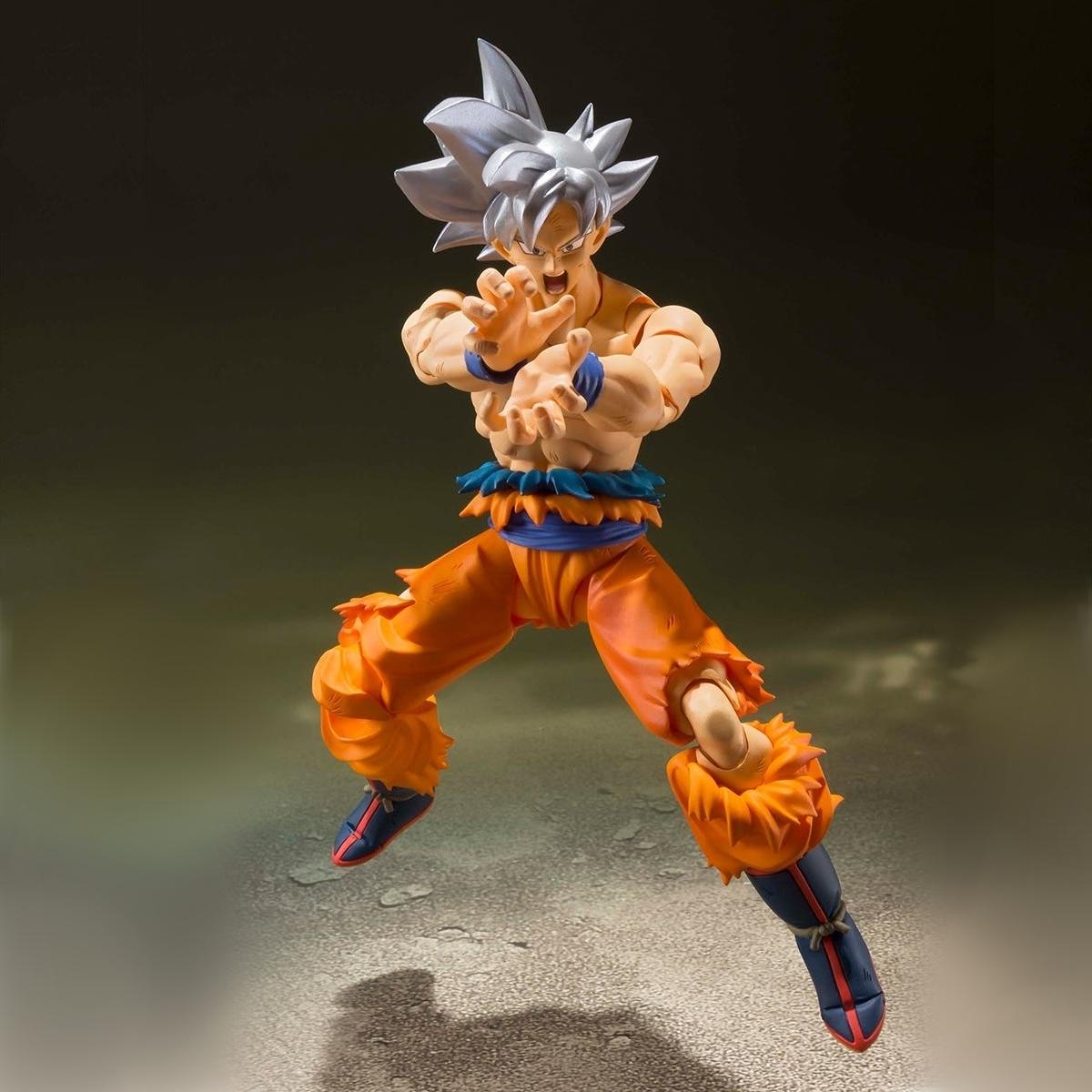 Son Goku (Ultra Instinct) S.H.Figuarts Figure (1)