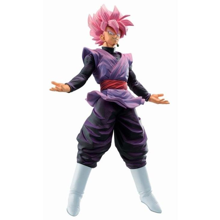 Super Saiyan Rose Goku Black Dokkan Battle Bandai Ichibansho Figure (1)