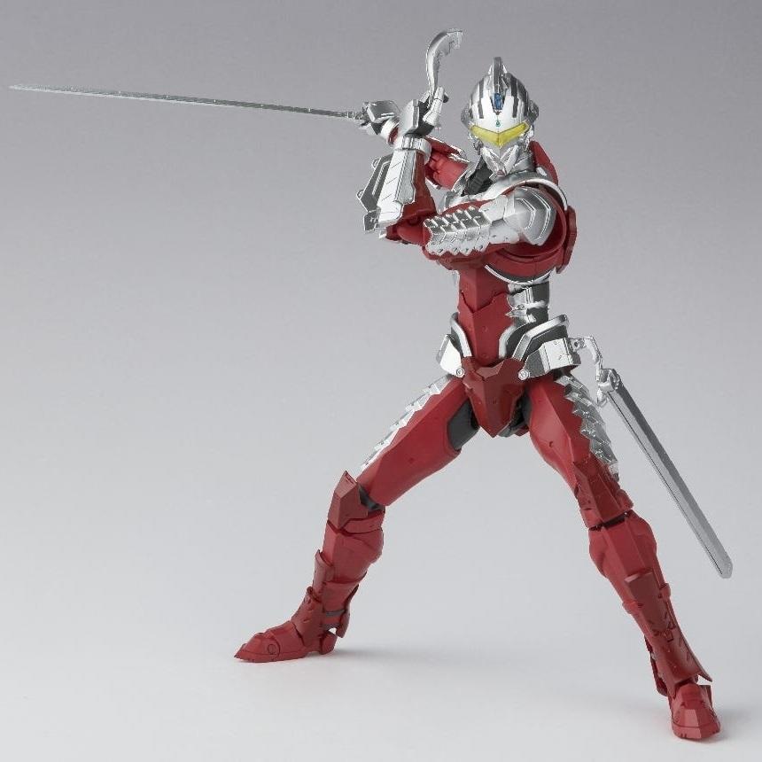 Ultraman Suit Ver. 7 (Ultraman Netflix Series) S.H.Figuarts Figure (1)